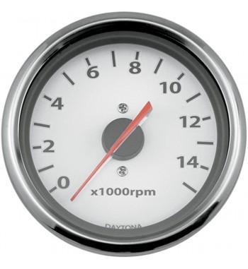 CONTAGIRI ELETTRICO 15000 RPM  60 MM MOTO CUSTOM E HARLEY