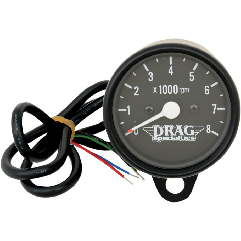 Harley Mini Tachometer Wiring Diagram on