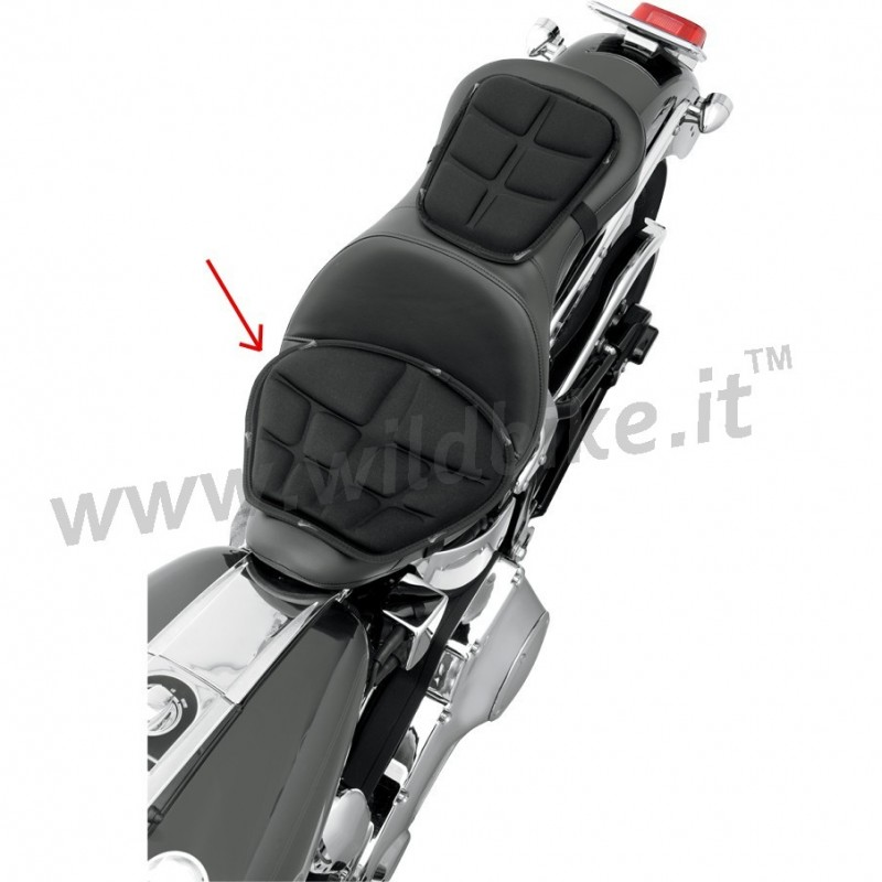 cuscino al gel memory tech per selle moto taglia extralarge. Black Bedroom Furniture Sets. Home Design Ideas