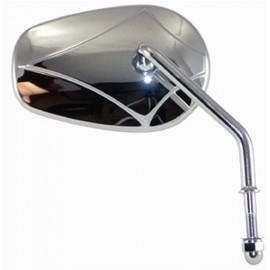 spiegel harley davidson wildbike accessori per moto custom e harley davidson. Black Bedroom Furniture Sets. Home Design Ideas