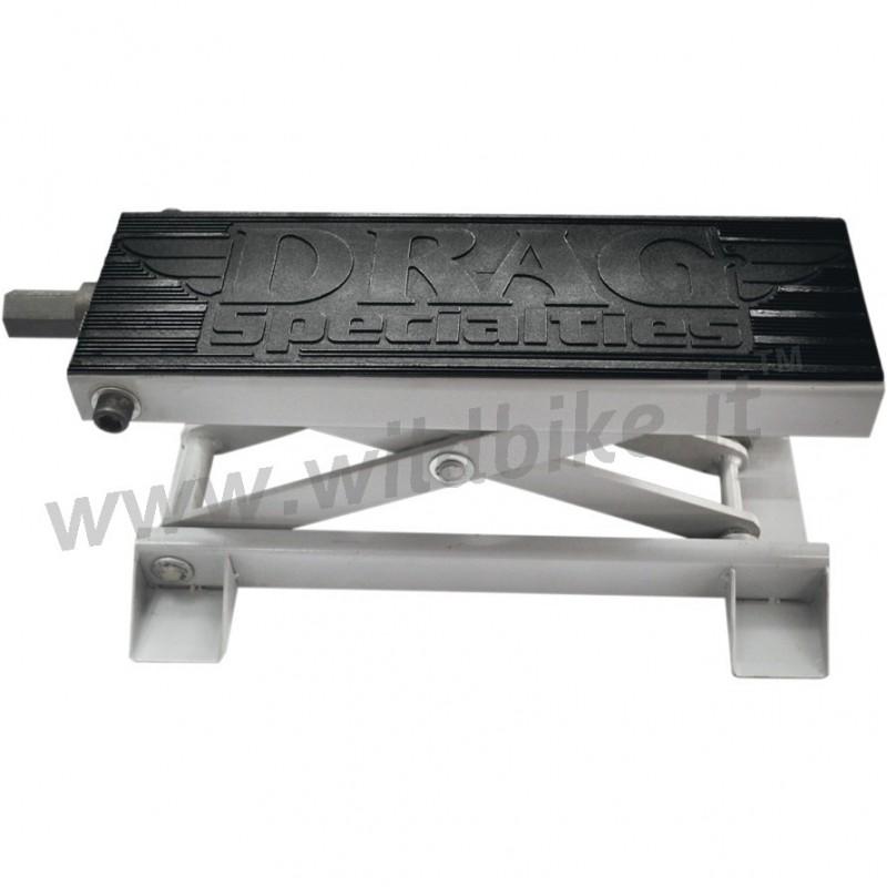 Ponte sollevatore alzamoto centrale manuale stretto per for Sollevatore harley