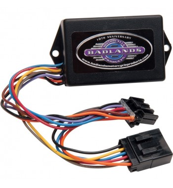 ILLUMINATOR PLUG-IN STYLE RUN, BRAKE AND TURN SIGNAL MODULE HARLEY XL SPORTSTER '04-'13