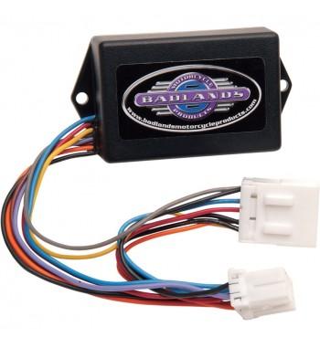 MODULE de CONVERSION 3 lumières brancher sur feux indicateurs de DIRECTION arrière pour...