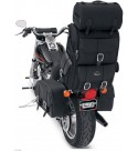 BORSA TRAVEL CASE ESPANDIBILE S3500 PER SCHIENALINO SISSYBAR MOTO CUSTOM E HARLEY DAVIDSON
