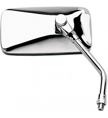 CLASSIC CRUISER MIRROR CHROME FOR CUSTOM MOTORCYCLE