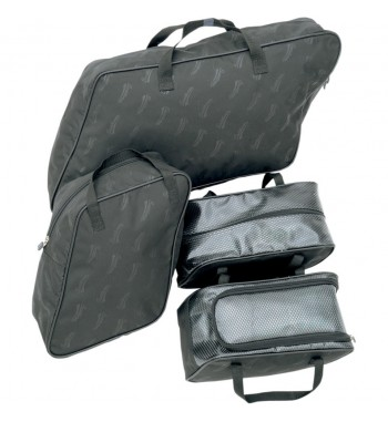 PACKING CUBE SET SADDLEBAGS LINERS FOR HARD BAGS HARLEY DAVIDSON TOURING