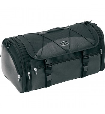 TR3300 TRAVEL CASE BAG DE LUXE LUGGAGE RACK CUSTOM MOTORCYCLE AND HARLEY DAVIDSON
