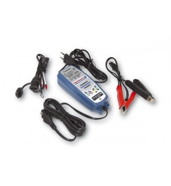 OPTIMATE 2 EU BATTERY CHARGER TM-420 FOR BATTERY MOTORCYCLE
