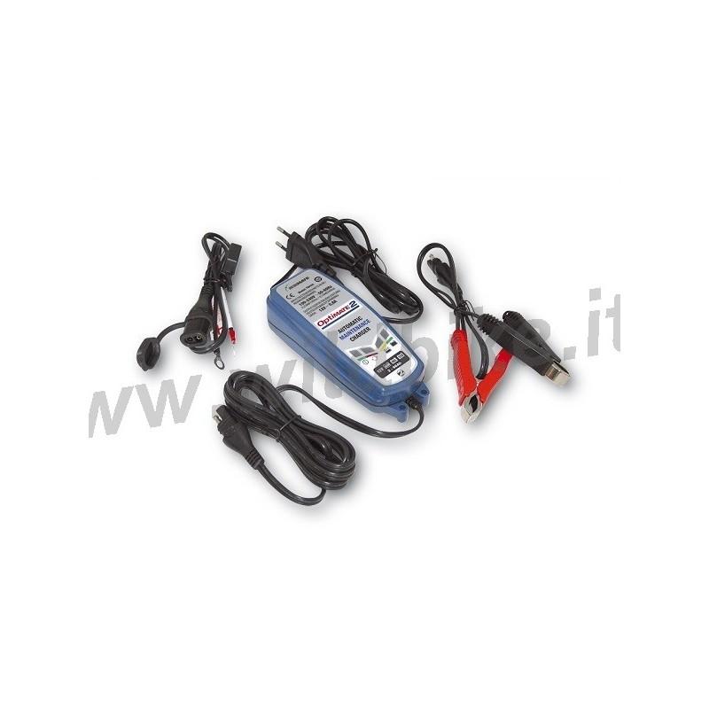 optimate 2 eu chargeur tm 420 pour batterie moto. Black Bedroom Furniture Sets. Home Design Ideas