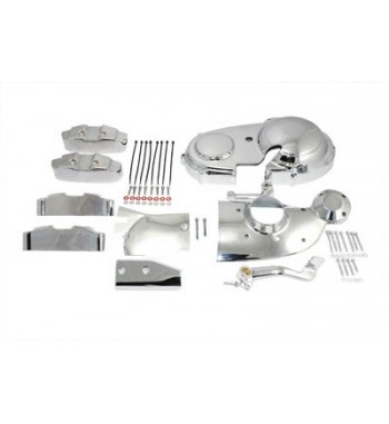COVER DRESS UP CHROME ENGINE for HARLEY XL SPORTSTER ' 91- '03