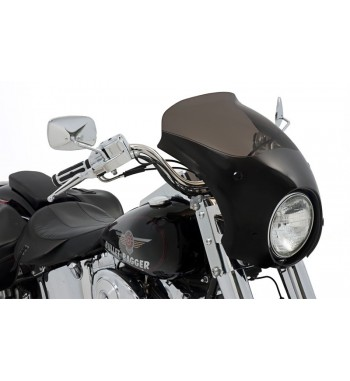 BULLET FAIRING WINDSHIELD for HARLEY DAVIDSON  SOFTAIL DE LUXE HERITAGE FAT BOY