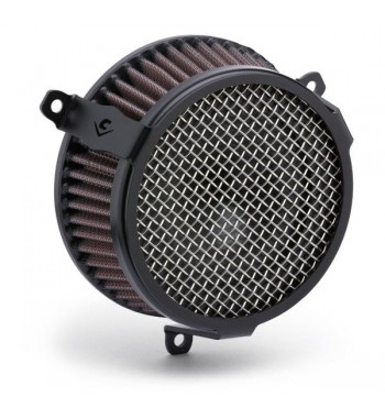AIR CLEANER COBRA BLACK PLAIN INTAKE KIT YAMAHA XV 950