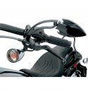LEVE CONTOUR NERE PER HARLEY DAVIDSON TWIN CAM '99-'14