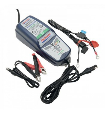 BATTERY CHARGER OPTIMATE LITHIUM TM-290 FOR BATTERY MOTORCYCLE