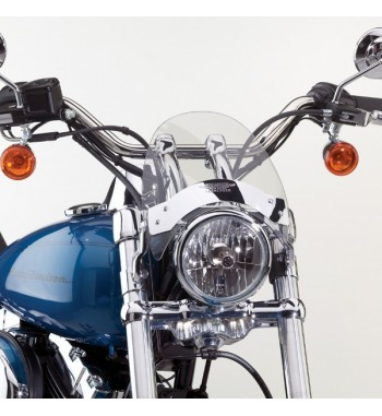 FLYSCREEN MINI WINDSHIELD CLEAR HARLEY DAVIDSON XL SPORTSTER IRON NIGHTSTER