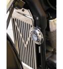 CLACSON CROMATO MAG DA 116 DB PER MOTO E HARLEY DAVIDSON