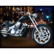 alloy wheels honda fury