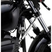 Ammortizzatore di sterzo,sospensione laterale su forcella moto