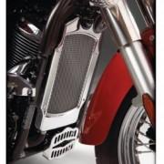 Copriradiatori per moto custom,coperchi e cover radiatori,coperture cromate per radiatori moto custom