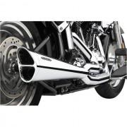 Exhausts, mufflers, terminals for Custom metric motorcycle, Yamaha, Honda, Kawasaki, Suzuki and Harley Davidson
