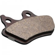 Brake Pads Kit, friction seals, front and rear