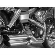 Exhausts For Harley Davidson FXDF Fat Bob