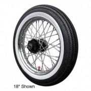 Bande bianche per pneumatici
