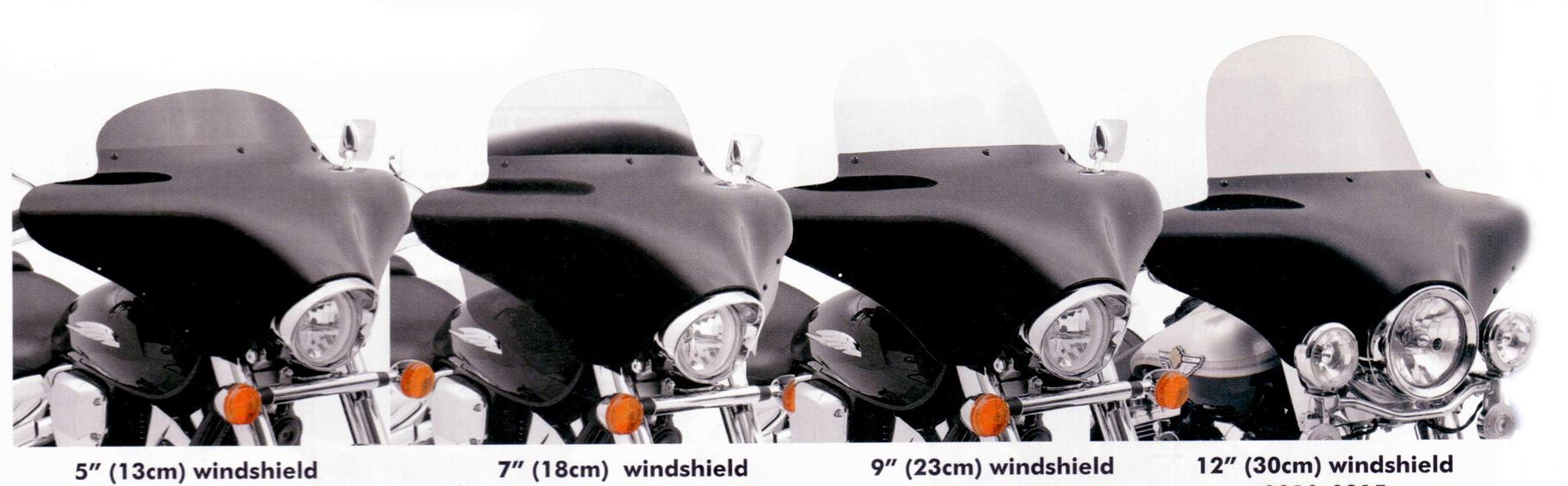 Windshield Batwing